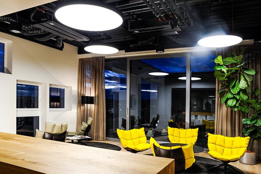 Luminaires Interior