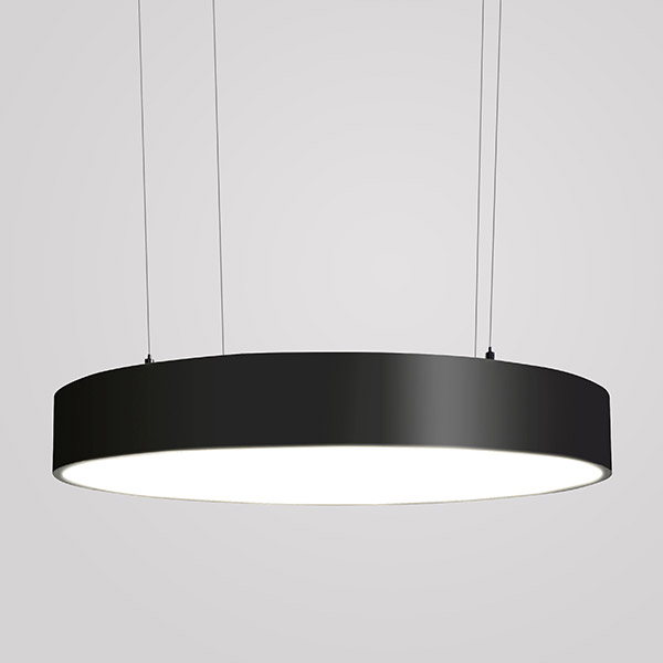 Luminaires of the series BELO_BE_80
