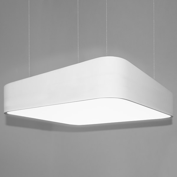 Luminaires of the series BELO_BE_SQ_110