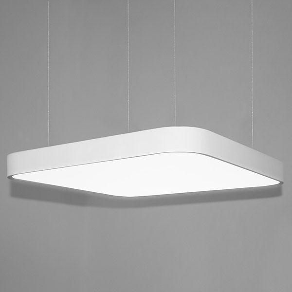 Luminaires of the series BELO_BE_SQ_50