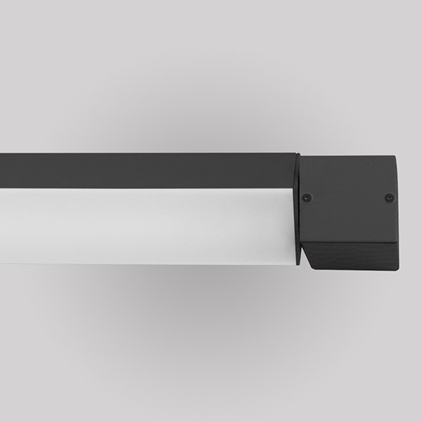 Luminaires of the series CUBUS_ROTARY
