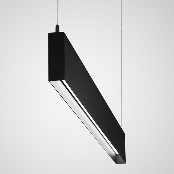Luminaires of the series CUBUS_S