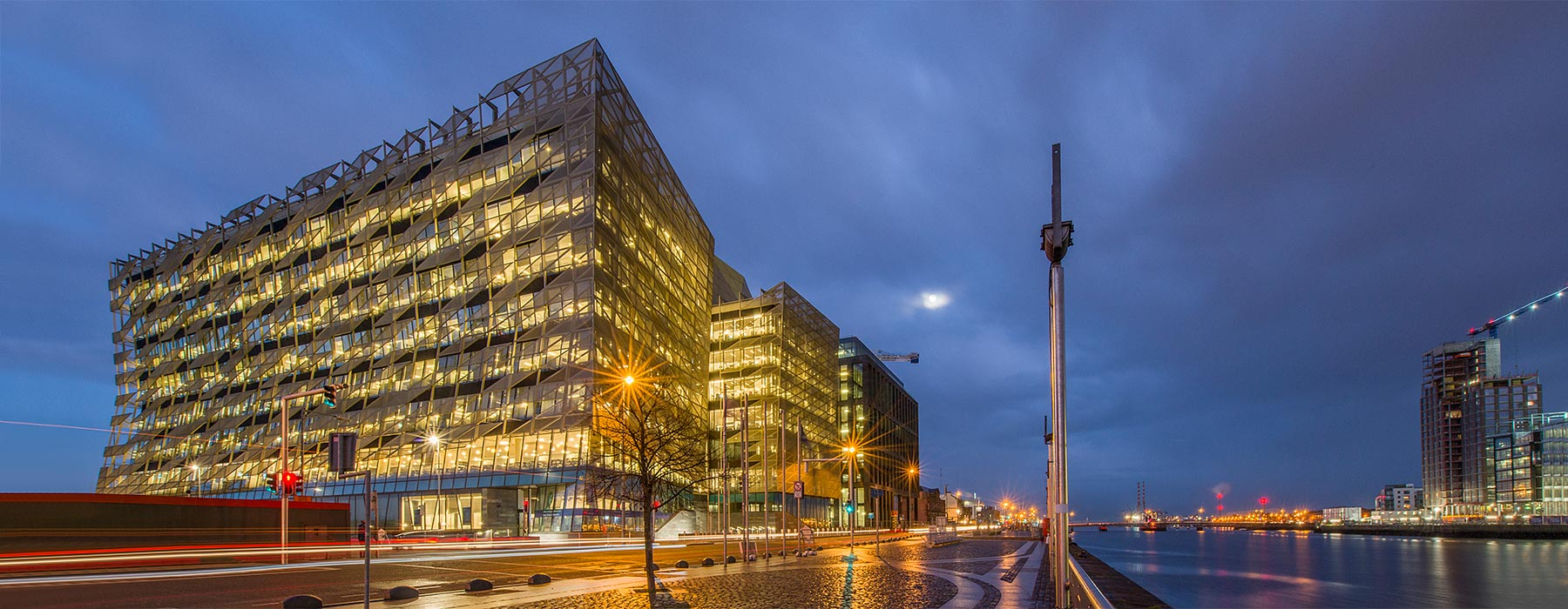 Central Bank of Ireland, Dublin